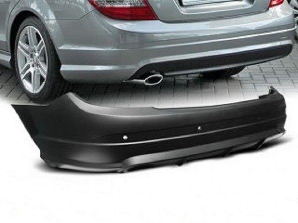 "Бампер задний MERCEDES W204 (07-10) Sedan ""AMG"""