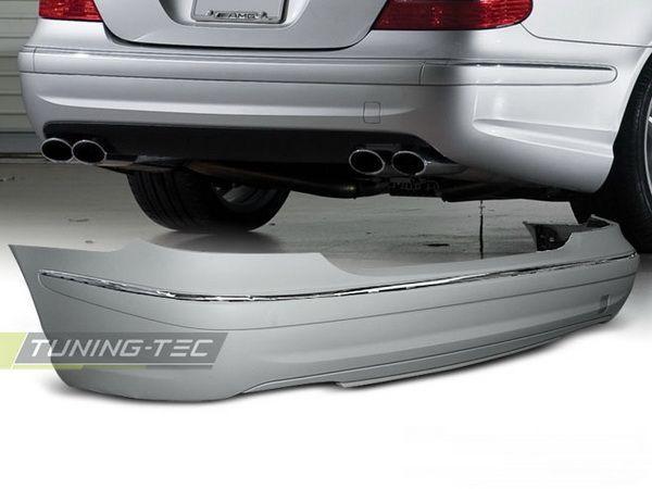 "Бампер задний ""AMG"" MERCEDES E W211 (02-06) Sedan"