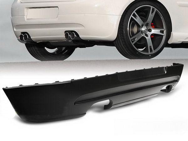 """Диффузор задний VW Golf V HB """"GTI Style DUAL"""""""