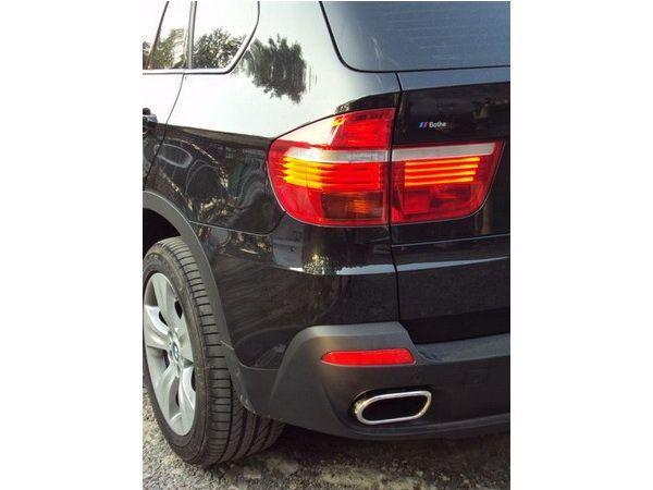 Насадки на глушитель BMW X5 E70 (2006-2010) BUZZER - фото #3
