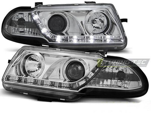 Фары OPEL Astra F (91-94) DAYLIGHT CHROME