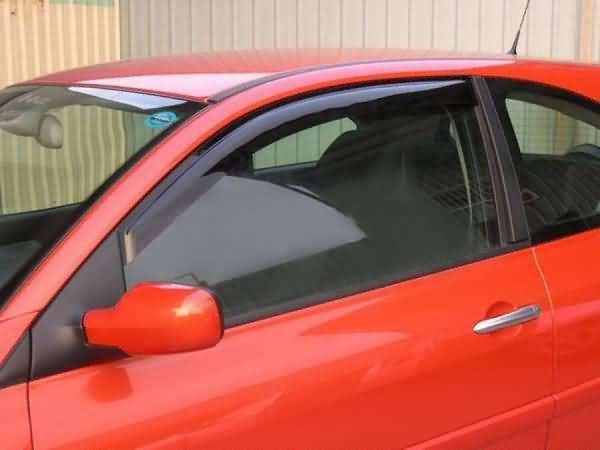 Ветровики FORD Fiesta Mk7 (2008-) 4D Sedan HIC