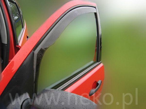 Ветровики TOYOTA Corolla IX (2002-) 3D HEKO