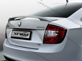 Спойлер SKODA Rapid (2012-) Liftback - RAP2L