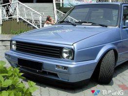Бедлук VW Golf II (83-92) - прямой на 2 фары