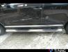 Пороги боковые VW Touareg II (2011-) - трубы 1