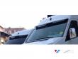 Спойлер на лобоое стекло VW Crafter (2006-)