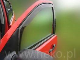 Ветровики AUDI A6 C6 (04-11) Sedan - Heko (вставные)