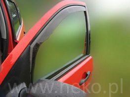 Ветровики LANCIA Musa (2004-) 5D Hatchback HEKO