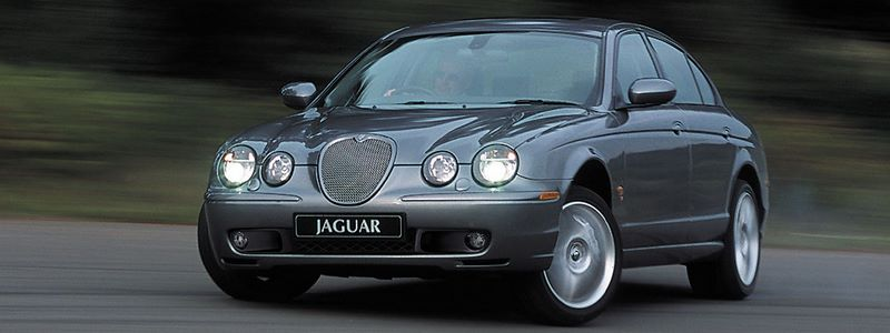 JAGUAR S-Type R (2002-2004)