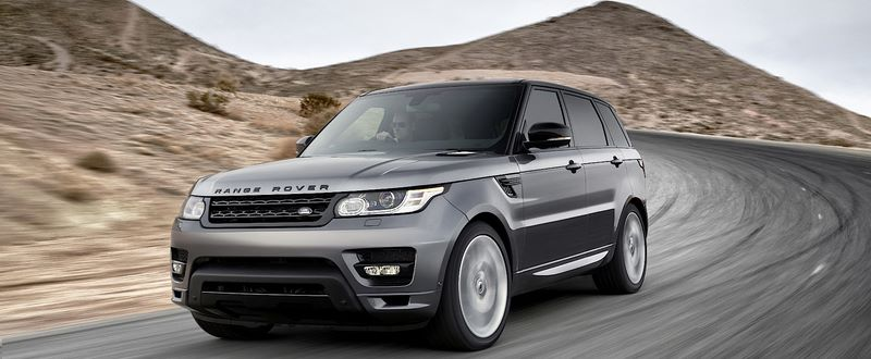 LAND ROVER Range Rover Sport L494 2014