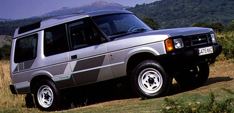 LAND ROVER Discovery I 1990