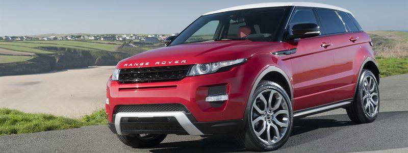Range Rover Evoque 2011 5D