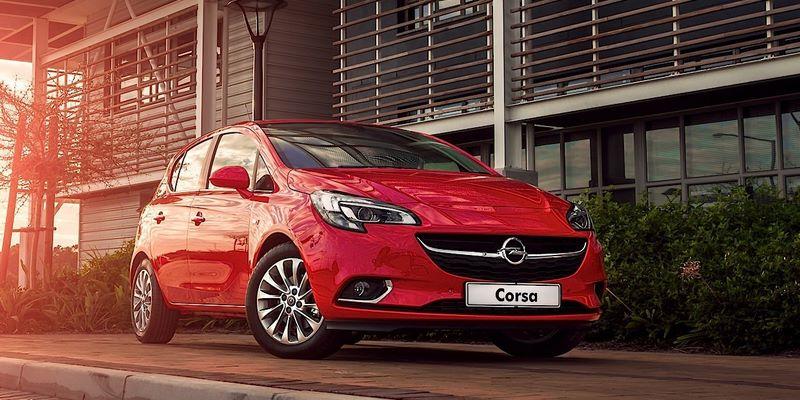 OPEL Corsa E (2014-2019) 5D Hatchback