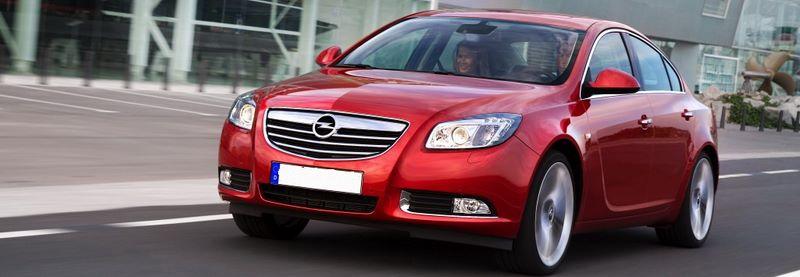 OPEL Insignia A Sedan 2009