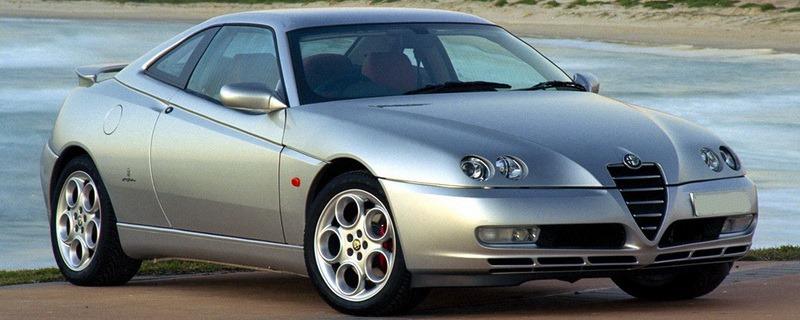 ALFA ROMEO GTV 2003+ рестайлинг