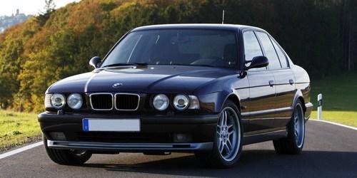 BMW Serie 5 E34 Sedan