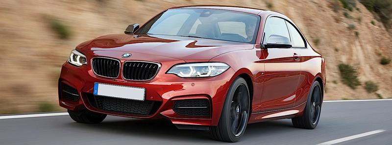 BMW Serie 2 F22 LCI