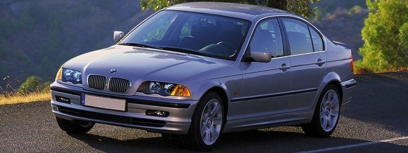 BMW Serie 3 E46 (1998-2002) Sedan