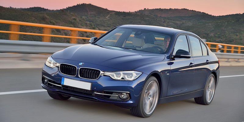 BMW Serie 3 F30 LCI Sedan (2016-2019) рестайлинг