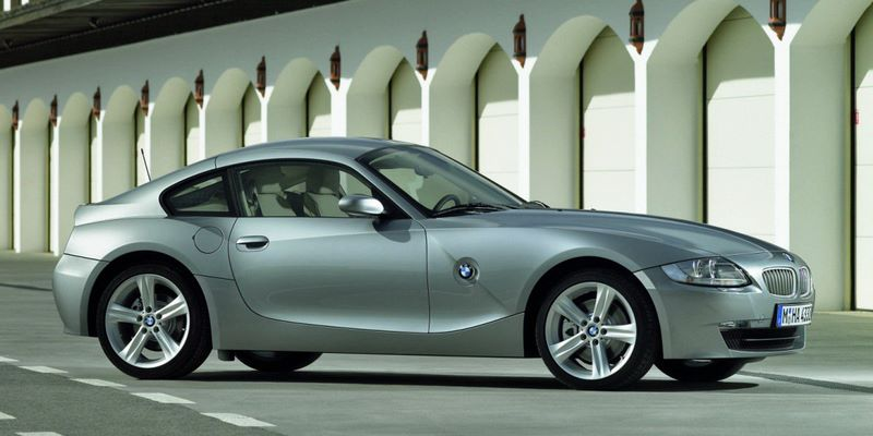 BMW Z4 E85 Coupe (2006-2008) рестайлинг