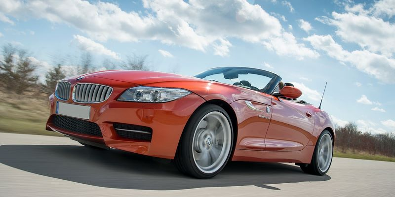 BMW Z4 E89 Roadster LCI