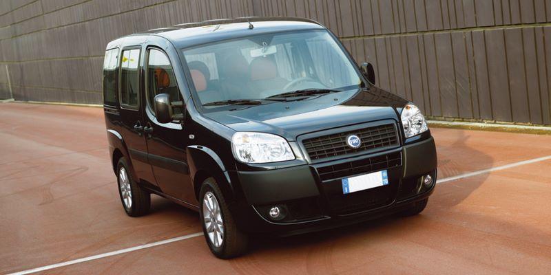 FIAT Doblo I (2006-2009)