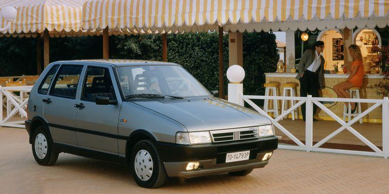 FIAT Uno II (1990-1995) 5D