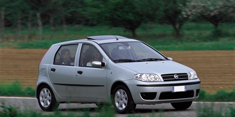 FIAT Punto II (2003-2005) 5D