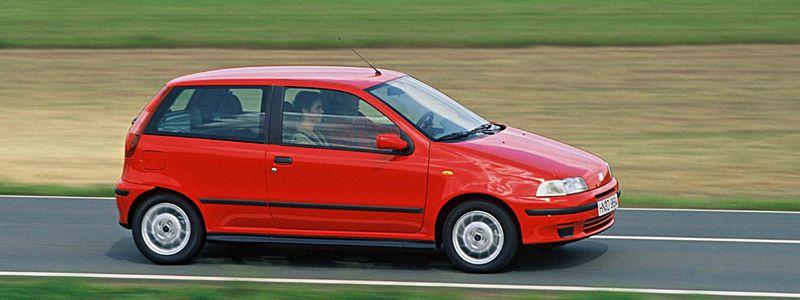 FIAT Punto I (1993-1999) 3D