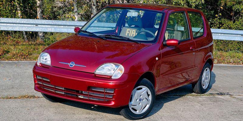 FIAT Seicento (2004-2006)