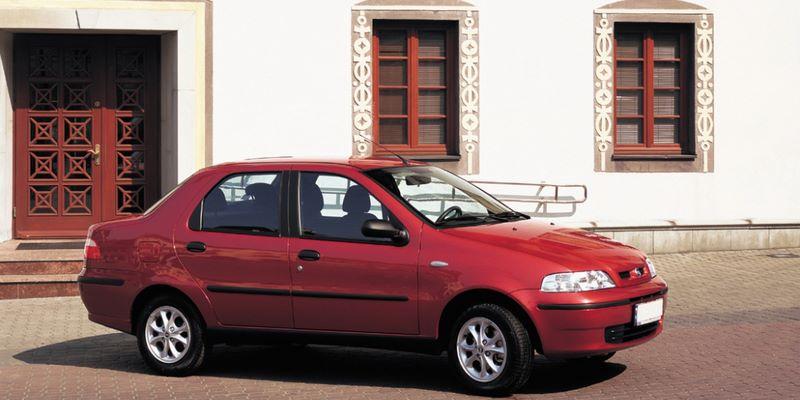 FIAT Siena (2002-2004)