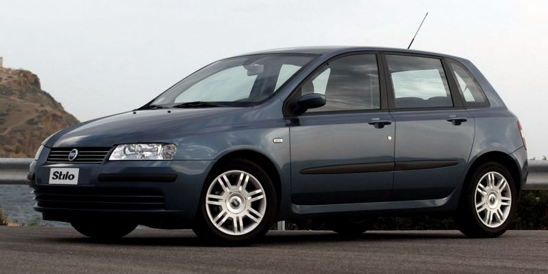 FIAT Stilo (2001-2007) 5D Hatchback