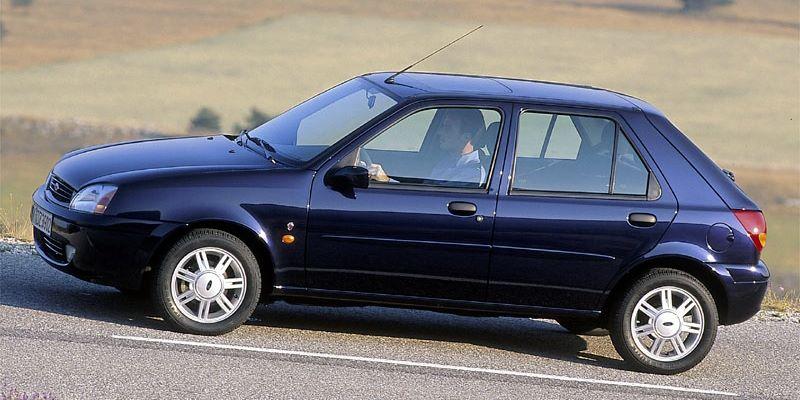 FORD Fiaesta Mk5 (1999-2002) 5D