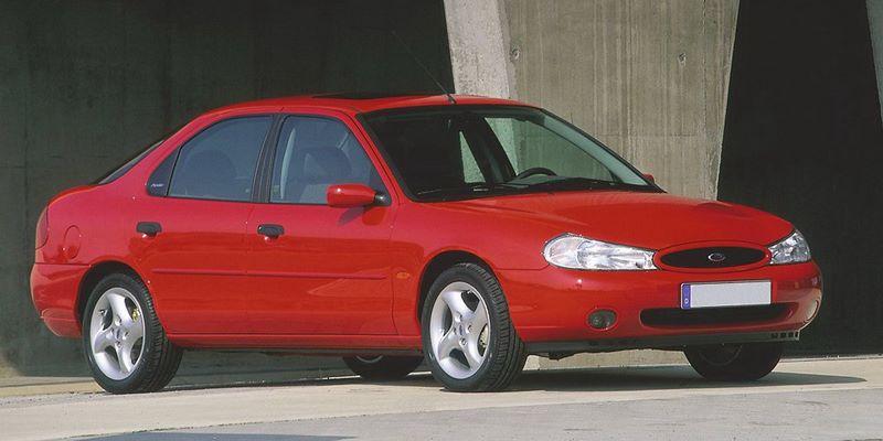 FORD Mondeo Mk2 (1996-2000) Hatchback