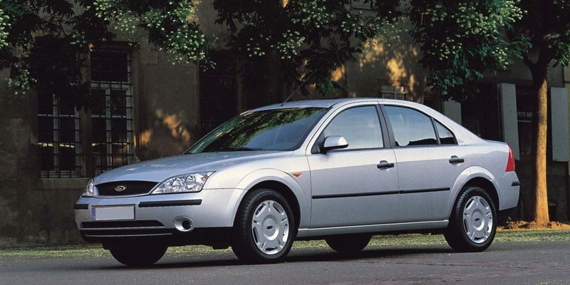 FORD Mondeo Mk3 (2000-2003)