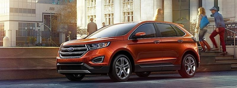 FORD Edge II (2015-2018)