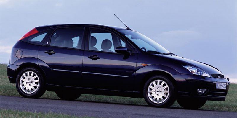 FORD Focus Mk1 (2001-2004) 5D Hatchback