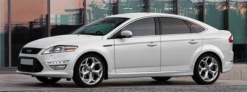 FORD Mondeo Mk4 Liftback (2010-2013)