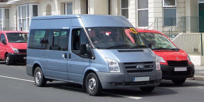 FORD Transit VI (2006-2014)