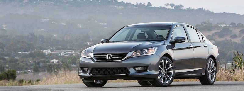 HONDA Accord 9 IX (2012-2015)