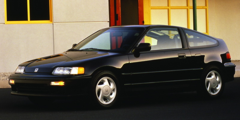 HONDA CRX II (1987-1992)