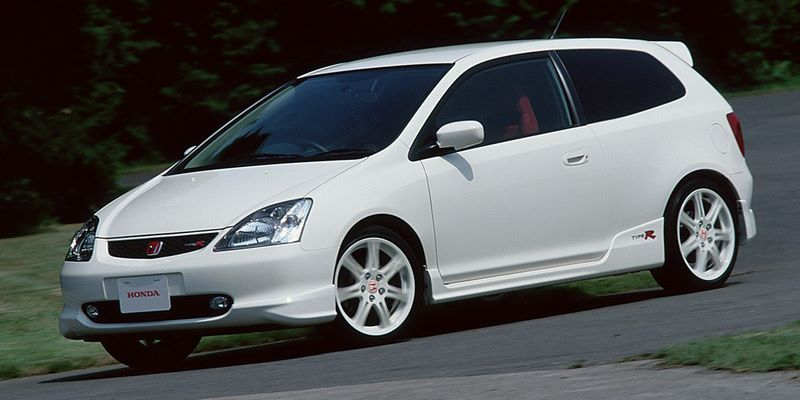 HONDA Civic Type-R (2001-2005)
