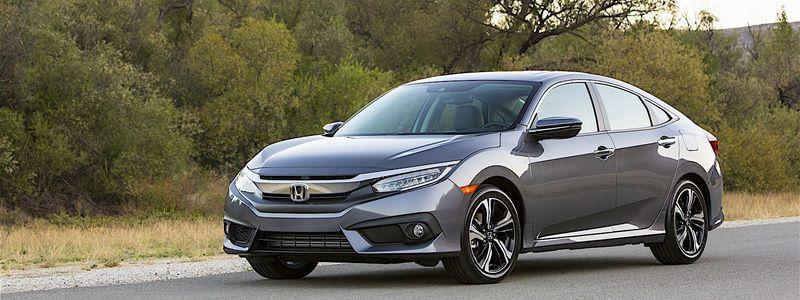 HONDA Civic 10 X (2016-2018) Sedan