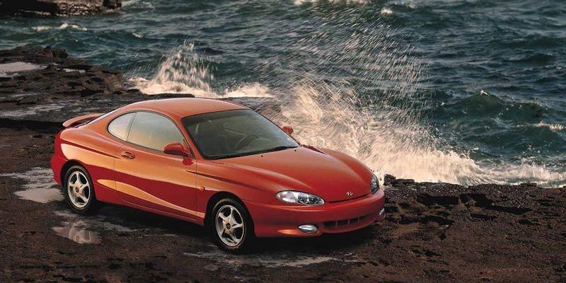 HYUNDAI Coupe I (1996-1999)