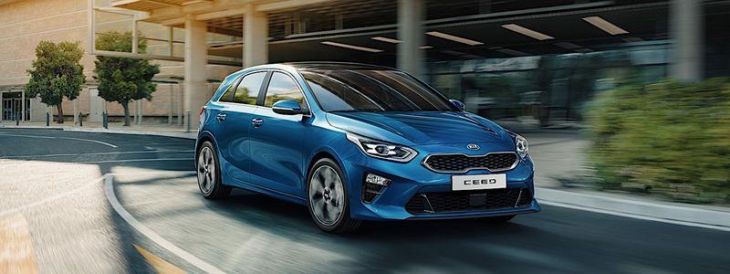 KIA Ceed III (2019-) Hatchback