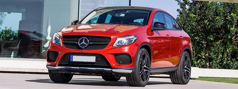 MERCEDES-BENZ GLE Coupe C292