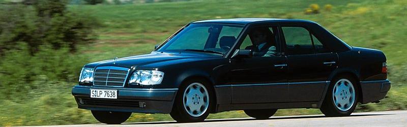 MERCEDES-BENZ E 500 (W124)
