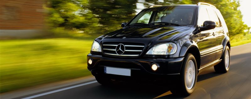 MERCEDES-BENZ ML 55 AMG (W163)