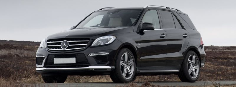 MERCEDES-BENZ ML 63 AMG (W166)